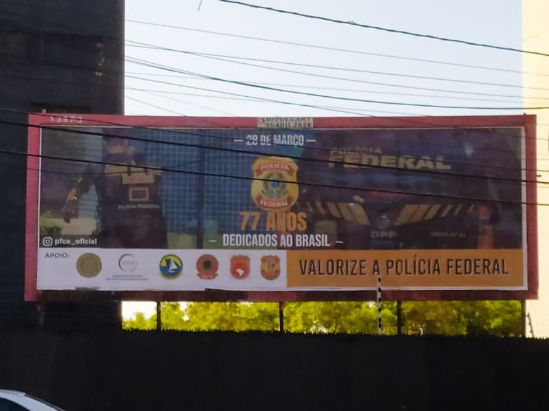 PF - 77 Anos Dedicados ao Brasil