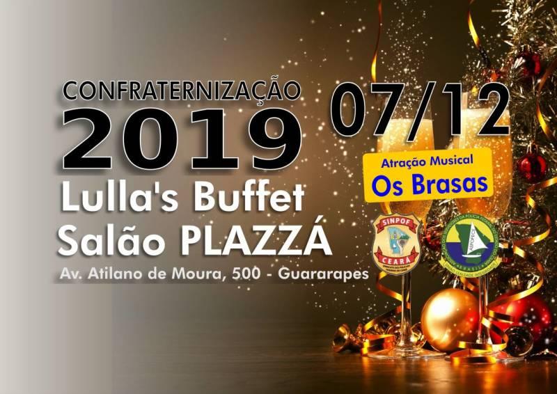 Festa de Confraternização 2019 - (Slideshow)