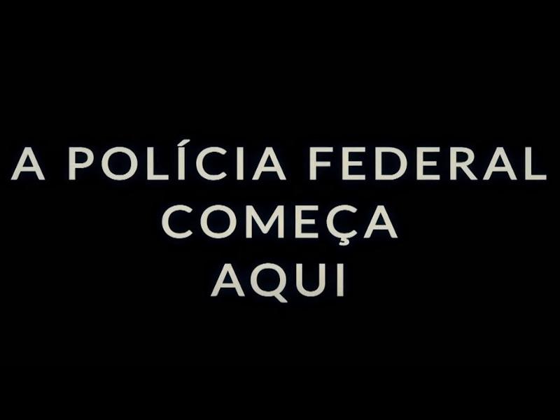 Vídeo em homenagem aos alunos da Academia Nacional de Polícia